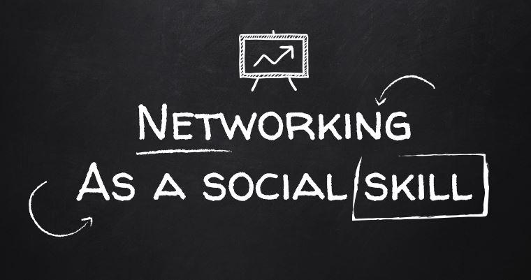 Презентация: Networking как социальный навык